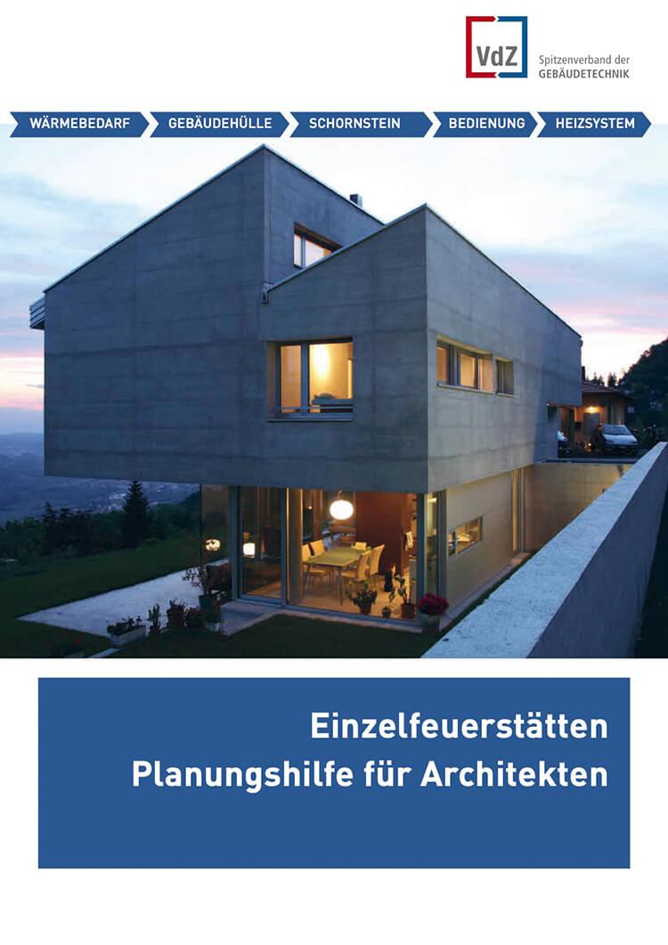 Architektenbroschüre