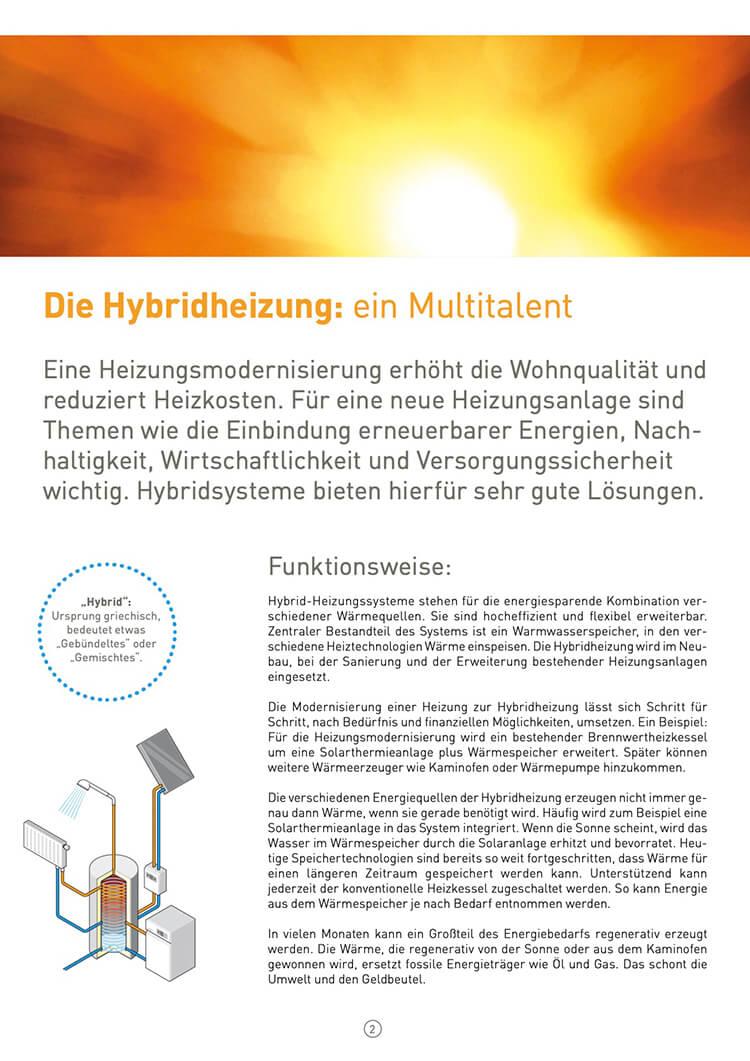 Hybridheizung – Das flexible System für die Wärmeversorgung